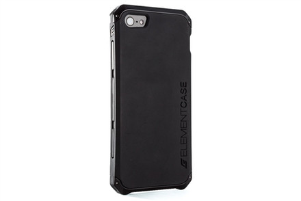 Element Solace Chroma Case for iPhone 5S / 5 - Black