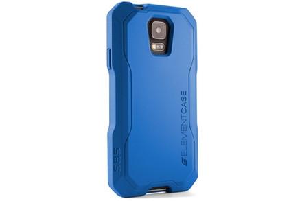 Element Case Recon Chroma Case for Samsung Galaxy S5 - blue