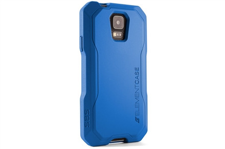 Element Case Recon Chroma Case for Samsung Galaxy S5 - blue
