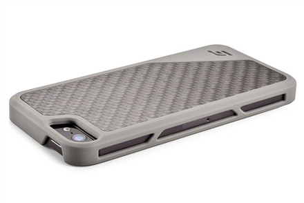 Element Flight 5 Case for iPhone 5S / 5 - grey