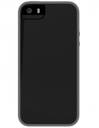 Skech Glow for iPhone 5S / 5 - Black / Grey - IPH5-GLW-BGRY