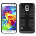 Speck CandyShell Grip for Samsung Galaxy S5 - Black / Slate