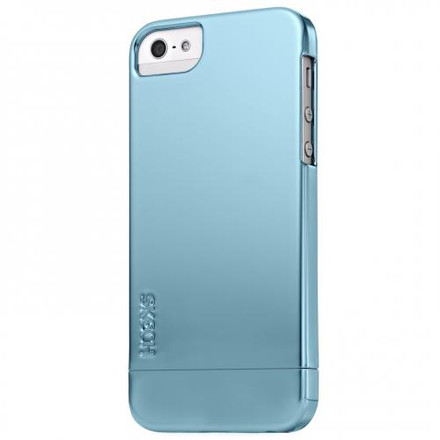 Skech Shine for iPhone 5S / 5 - Blue - IPH5-SH-BLU