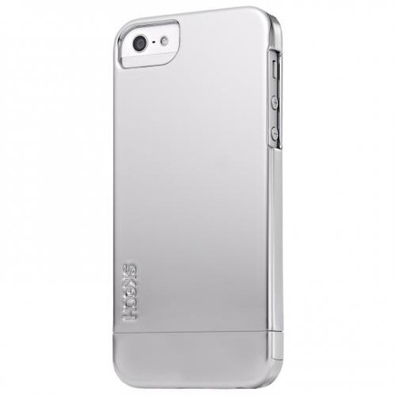 Skech Shine for iPhone 5S / 5 - Silver - IPH5-SH-SLV