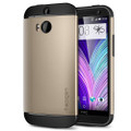 Spigen Slim Armor Case for HTC One (M8) - Champagne Gold