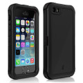 Ballistic Hydra Waterproof Case for iPhone 5S / 5  - Black