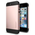Spigen Slim Armor Case for iPhone SE / 5S - Rose Gold