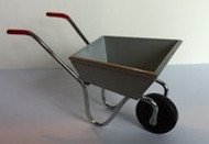 Wheelbarrow Silver