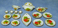 Fruit Dinner Set
