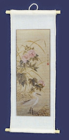 Chinese Silk Picture