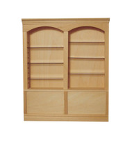 Double Shelving Unit