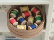 Round Box of Reels
