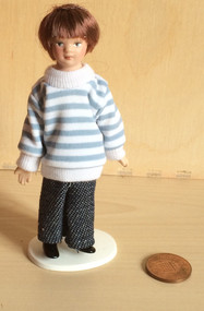 Timothy Young Boy Doll