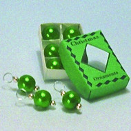 Christmas Tree Green Baubles in a Box