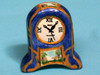 Ceramic Painted Clock