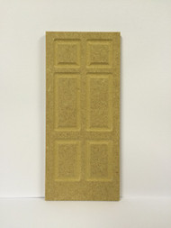 MDF Door Paneled Both Sides
