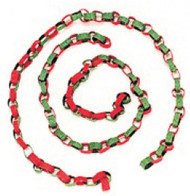 Red & Green Paper Chain