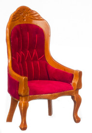 Victorian Lady's Armchair