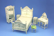 Beautiful White Bedroom Suite Deluxe Range
