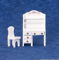 1.24 Scale Desk & Chair
