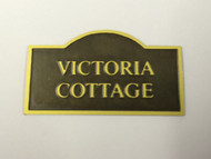 Victoria Cottage House Sign