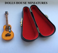 1/12 Scale Spanish Guitar & Case