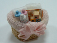 Basket Baby Set