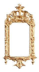 Gold Ornate Victorian Frame