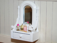 White Dressing Table Set