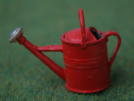 Red Garden Watering Can