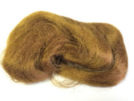 Mid Brown Dolls Viscose Wigging Hair