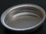 Metal Shallow Bowl