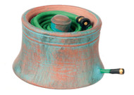 Garden Hose In Pot