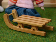 Small Wood Sleigh