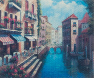 Tableau On Canvas Venice Picture