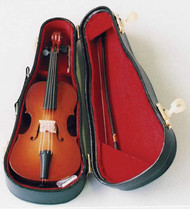 Double Bass In Hard Case