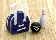 Bowling Ball, Bag & Pin