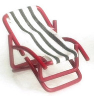 Lounge / Deck Chair 24th Scale
