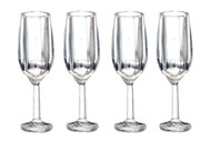 Champagne Flutes Set  Of Four
