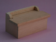 Barewood Toy Box
