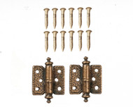 Antique Style Hinges ( Style 1 )