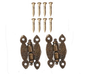 Antique Style Butterfly Hinges ( Style 2 )