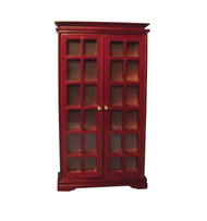 Book Cabinet In Mahogany