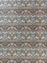 Wallpaper Strawberry Thief  William Morris Design