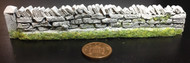 Grey Roadside Rough Wall Strip OO/HO Scale