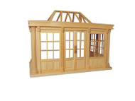 Deluxe Conservatory Unpainted