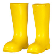 Yellow Wellington Boots