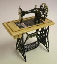 Heidi Ott Pine Treadle Sewing Machine