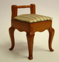 Heidi Ott Dark Pine Small  Chair