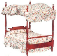 Double Canopy Bed